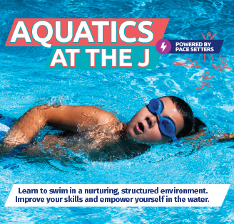 Aquatics at the J - Powered by Pacesetters in Training