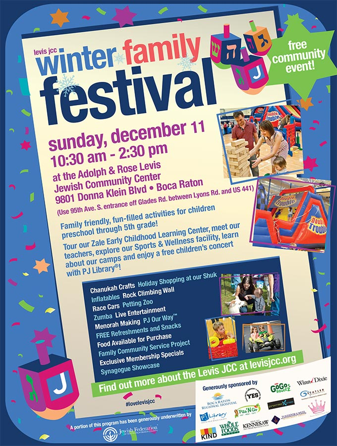winter family festival boca raton
