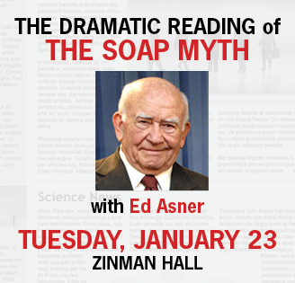 Ed Asner in The Soap Myth