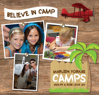 Camp is Awesome!