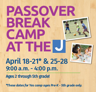 Passover Break Camp at the J