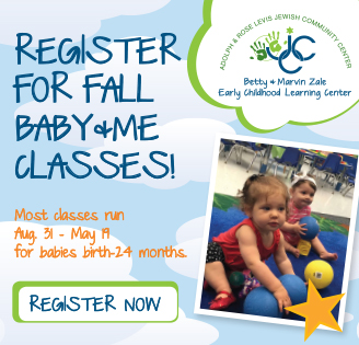New Fall Baby & Me Classes