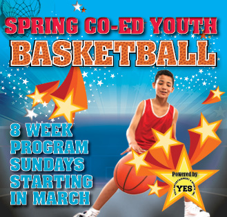 Spring Co-Ed Youth Basketball
