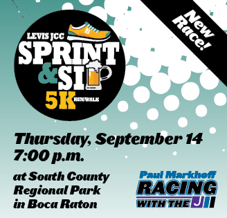 Sprint & Sip 5K Run/Walk